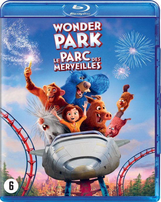 DVD cover van Wonder Park (Blu-ray)