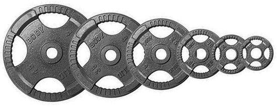 Focus Fitness Olymische Halterschijf - 1 x 15 kg - Ø 50 mm