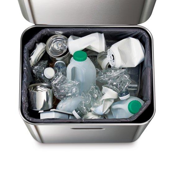 Joseph Joseph Intelligent Waste Totem Max 60 Liter RVS