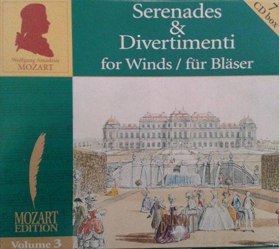Edition Vol. 3:Serenades &