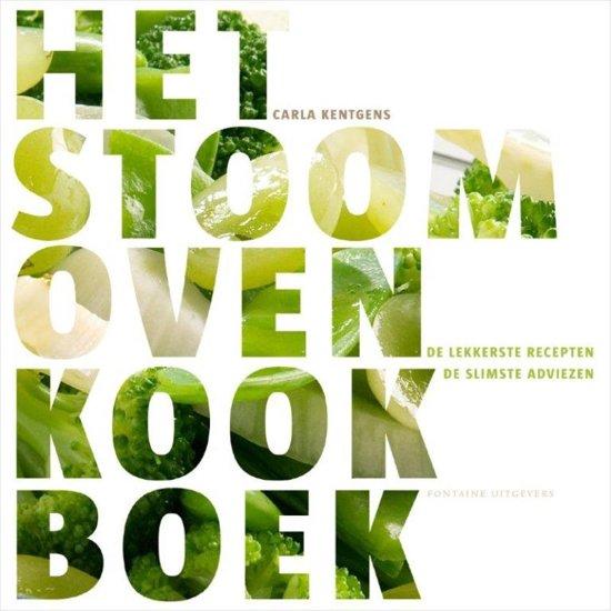 stoomoven recepten boek