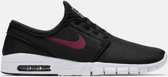 huge discount 636e0 f5afe Nike SB Stefan Janoski Max BlackTeam Red-537-