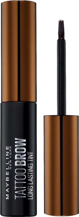 Maybelline Tattoo Brow Gel - 2 Medium - Wenkbrauw gel