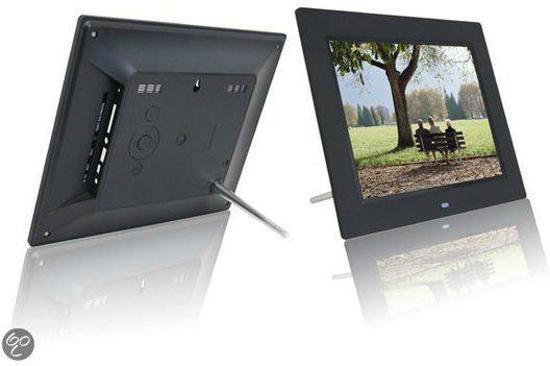bol.com | EveStar 8-inch Digital Photo Frame (Black)