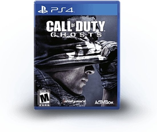 Afbeelding van Call Of Duty: Ghosts - PS4