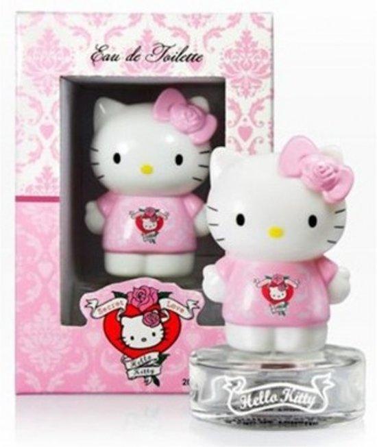 """Hello Kitty eau de toilette """" Secret Love """""""