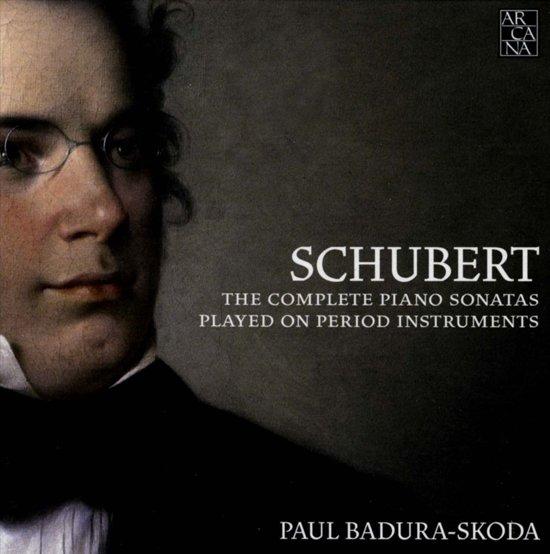 Complete Piano Sonatas (Period Instrumen