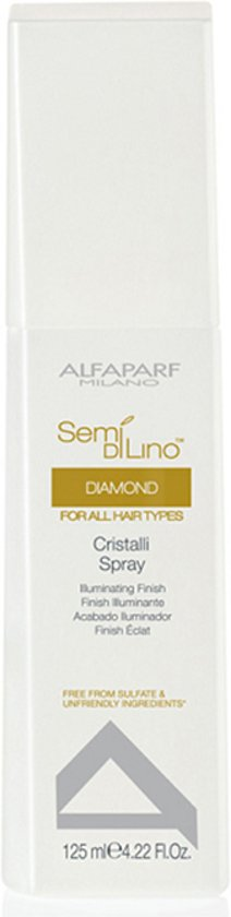Alfaparf Semi di Lino Diamond Illuminating Christalli Spray 125 ml
