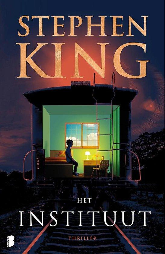 Boek cover Het instituut van Stephen King (Paperback)
