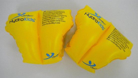 Hydrokids - Armbandjes maat 1 (2-6 jaar) - Geel