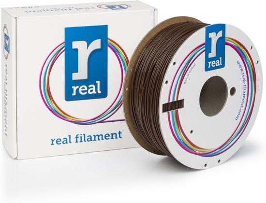 REAL Filament PLA bruin 1.75mm (1kg)