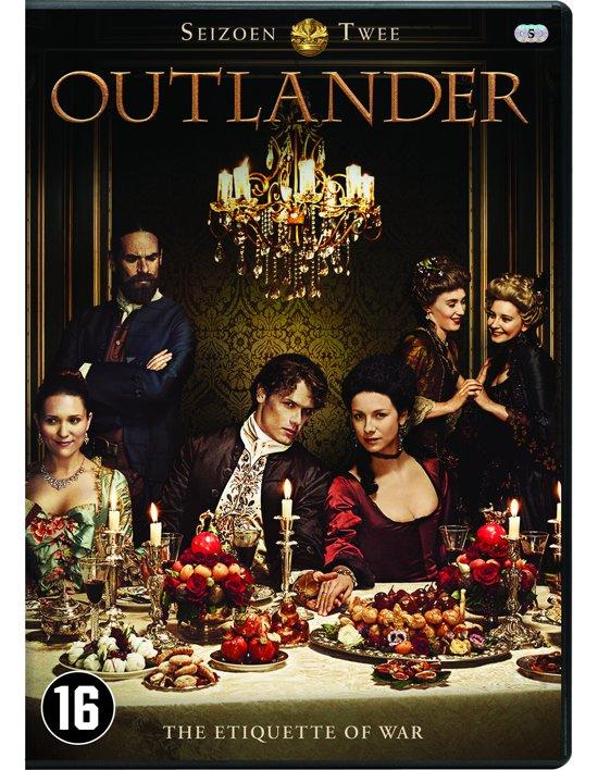 DVD cover van Outlander - Seizoen 2