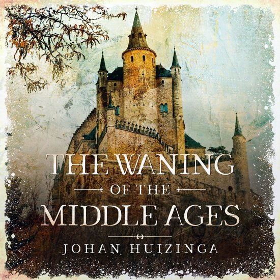 Boek cover The Waning of the Middle Ages van Johan Huizinga (Onbekend)