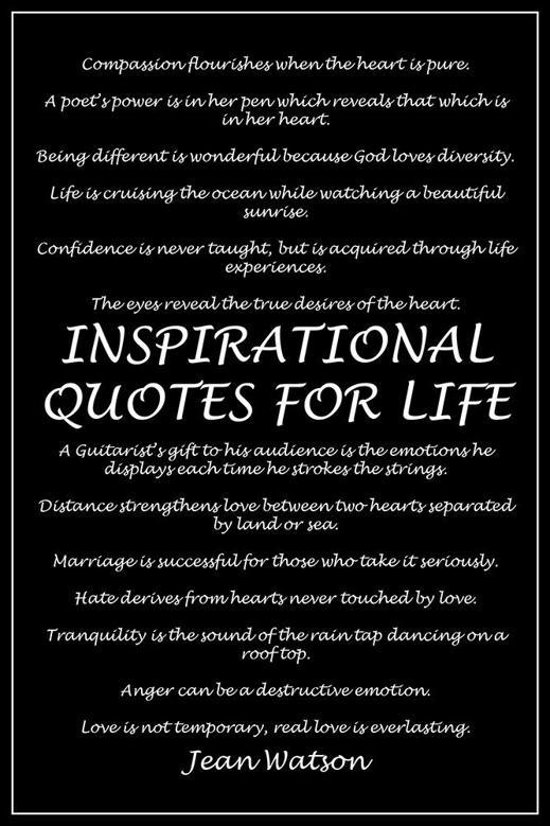 Motivational Quotes Lees De Eerste Paginas Bolcom Bolcom Inspirational Quotes For Life ebook Dr Jean Watson