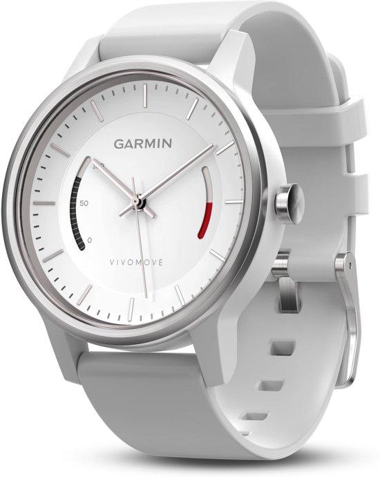 Garmin vivomove Sport wit met sportarmband