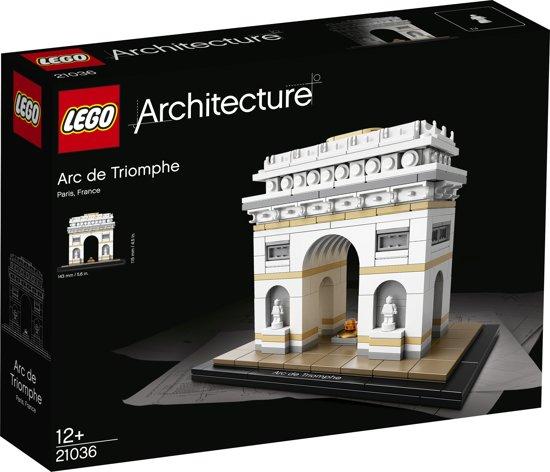 LEGO Architecture Arc de Triomphe - 21036