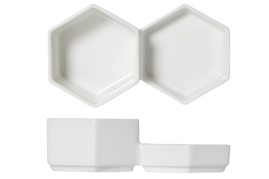 Cosy&Trendy For Professionals Hive Small Twin Kommetje - 18.5 cm x 10 cm x 3-5 cm