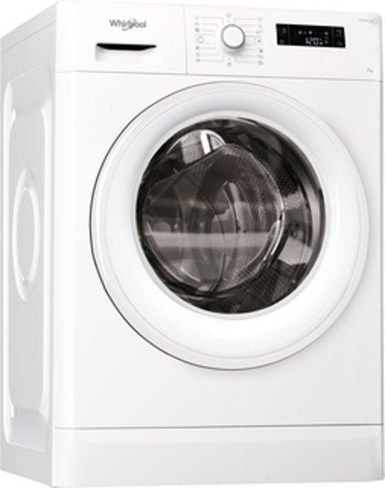 Whirlpool FWF71483WE EU wasmachine Vrijstaand Voorbelading Wit 7 kg 1351 RPM A+++