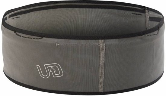 Ultimate Direction Utility Belt Onyx Hardloopriem DonkergrijsSize : M