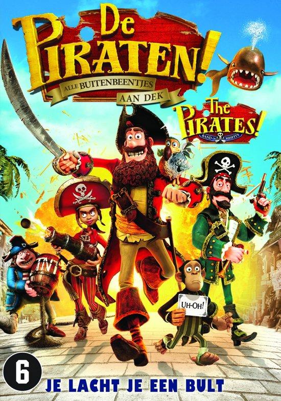 de piraten alle buitenbeentjes aan dek