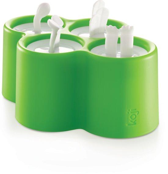 Koji Icelolly Pop Maker - Safari - Groen