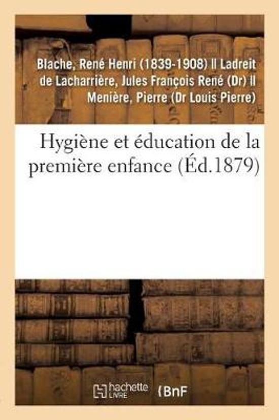 Hygi ne Et ducation de la Premi re Enfance