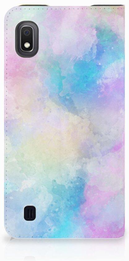 Bookcase Samsung Galaxy A10 Watercolor Light