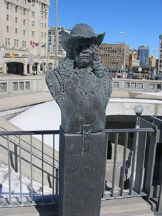 The Fighting Governor: a Chronicle of Frontenac, from Chronicles of Canada