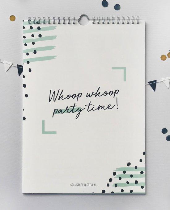 Verjaardag Kalender.Verjaardagskalender Met Quotes Geluksbrengertje