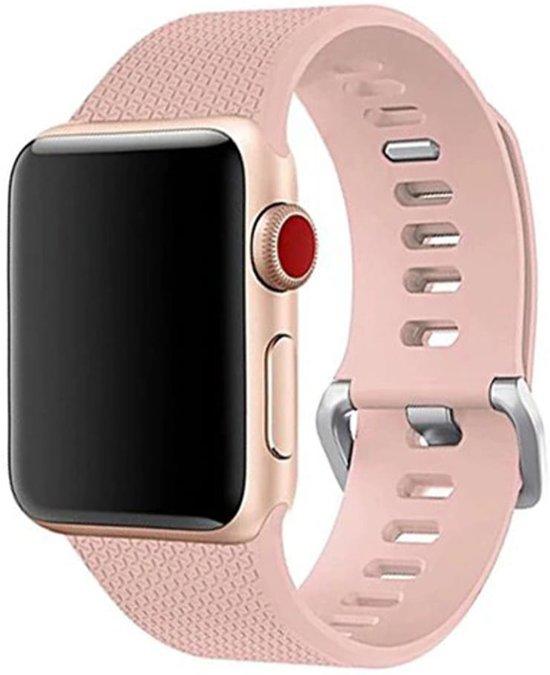 watchbands-shop.nl bandje - Apple Watch Series 1/2/3/4 (38&40mm) - Paars