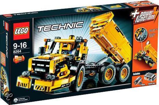 Ongebruikt bol.com | LEGO Technic Vrachtwagen - 8264, LEGO | Speelgoed PG-41