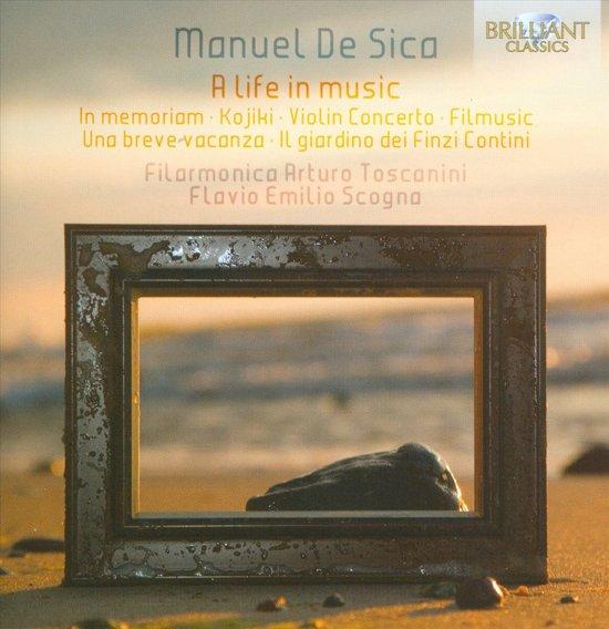 De Sica: In Memoriam, Violin Concer