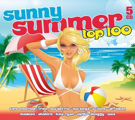 Sunny Summer Top 100 - 2010