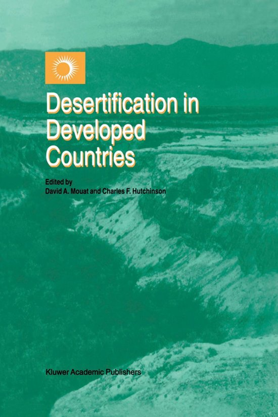 Desertification in Developed Countries
