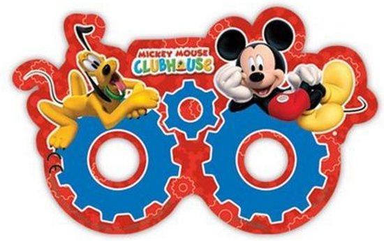 Mickey Mouse Maskers - 6 stuks