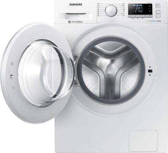 Samsung WW80J5426DW - Eco Bubble - Wasmachine