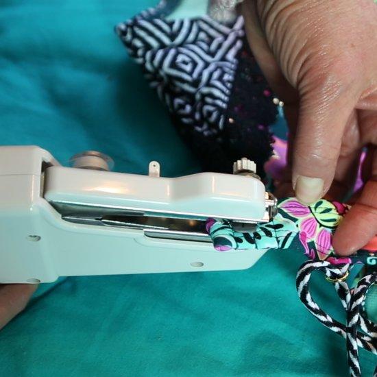 Magic Stitch - Handnaaimachine - Set van 2