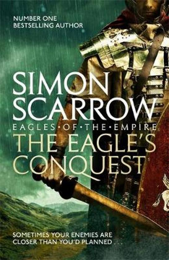 Boek cover The Eagles Conquest (Eagles of the Empire 2) van Simon Scarrow (Paperback)