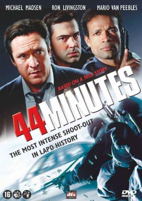 Cover van de film '44 Minutes'