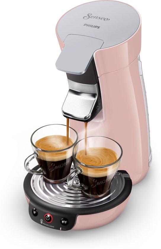 Philips Senseo Viva Café HD6563/30 Roze