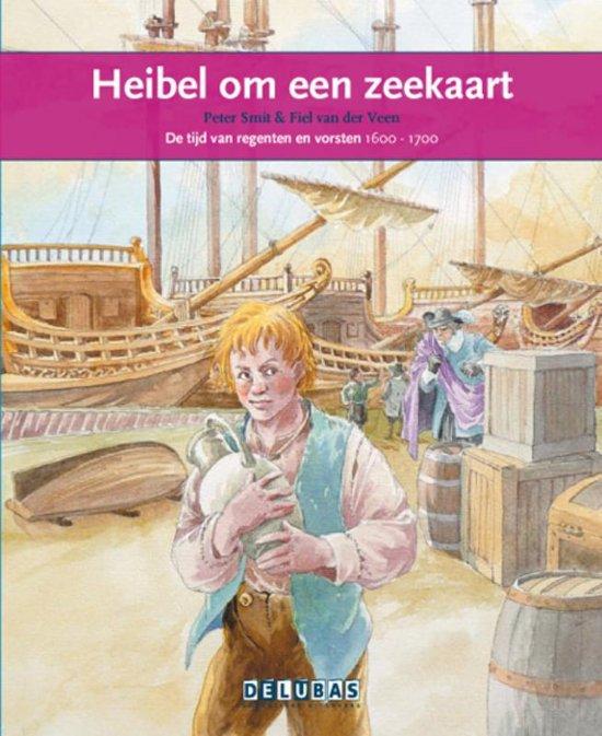 Terugblikken leesboeken 19 - Heibel om een zeekaart