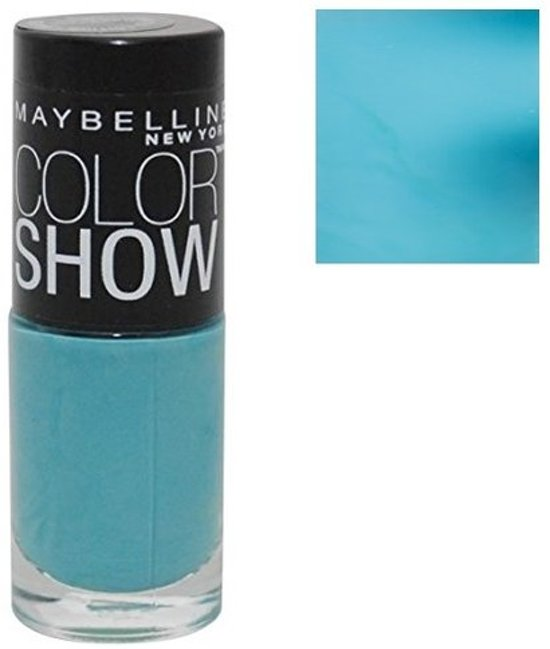 Maybelline Color Show Nail Lacquer 955 Turquoise Paradise