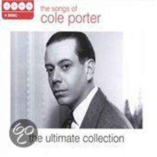 Ultimate Collection So Songs Of Cole Porter/ 4 Cd Boxset