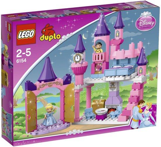 LEGO DUPLO Disney Princess Assepoesters Kasteel - 6154