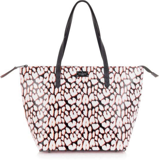Paul's Boutique Conner Tavistock - Handtas - Neon Leopard