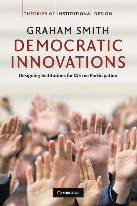 Democratic Innovations