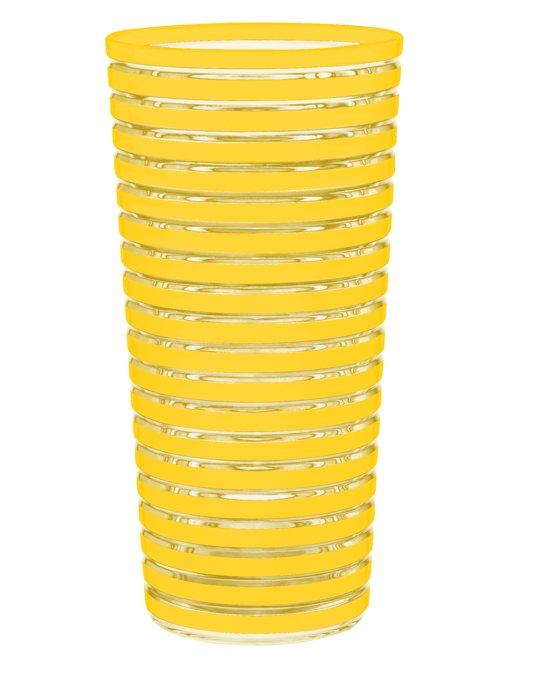 Zak!Designs Swirl Drinkbeker - 60 cl - Geel