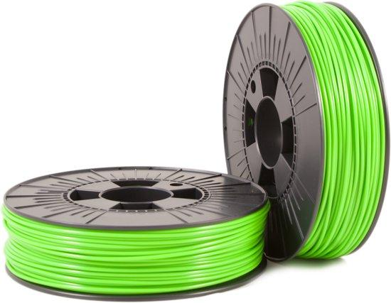 ABS 2,85mm  green fluor 0,75kg - 3D Filament Supplies