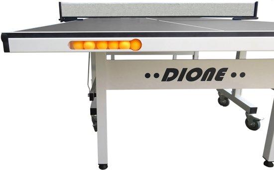 Dione Tafeltennistafel S600i Indoor Grijs ✅