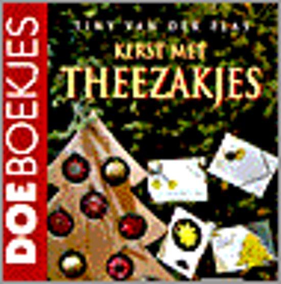 KERST MET THEEZAKJES (4E DRUK) - van Der Plas |